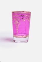 Love Home - Bright Moroccan Glass Set