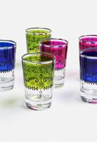 Love Home - Moody Turkish Glass Set