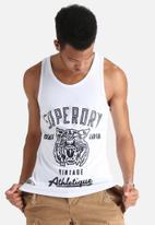 Superdry. - Mascots Athletique Vest