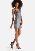 Goldie - Salina Satin Slip Dress