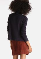Goldie - Zipped Up Jumper