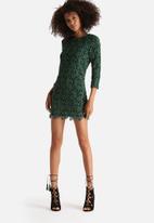 Goldie - The Gambler Lace Dress