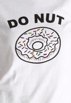 dailyfriday - Chloe Crew - Donut Print