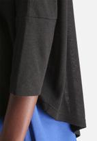 ONLY - Kiva 3/4 Asymmetrical Top