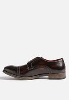 Base London - Campbell leather brogue