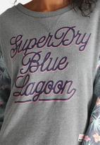 Superdry. - Blue Lagoon Sweat