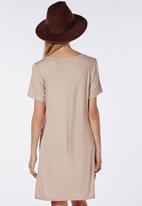 Missguided - Side Split T Shirt