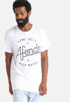 Afends - Come High Tall Tee