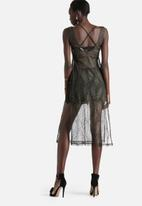 Motel - Miracle Sheer Lace Dress