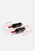 Kitchen Craft - Copper Stackable Wine Rack