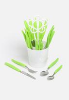 Balvi - Blossom Cutlery Set