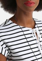 Glamorous - Striped Tee