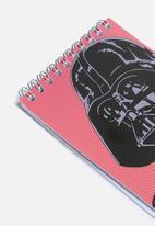 SA Greetings - Darth Vader notepad