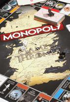 Hasbro - Monopoly - Game of Thrones