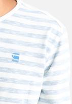 G-Star RAW - Phaen Stripe L/S