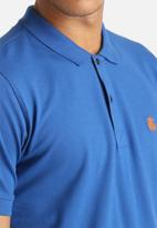 Selected Homme - Embroidery Polo Shirt