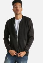 Only & Sons - Addison Zip Bomber
