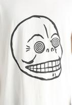 Cheap Monday - Cap Hypno Skull Tee