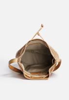 FSP Collection - Inge Leather Bucket Bag