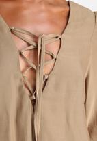 dailyfriday - Hutton Tie Up Dress