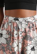 Influence. - Floral Shorts