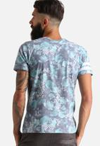 Another Influence - Pastel Floral Tee