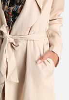 Goldie - Detective Long Trench Coat
