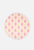 Superbalist Towels - Pineapple Round Towel