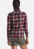 Jacqueline de Yong - Jordan Check Shirt