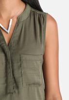 VILA - Melli Pocket Top