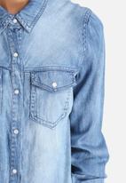 VILA - Bista Denim Shirt