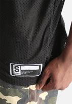 Stussy - World Tour Grid Iron