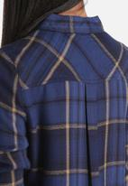 ONLY - Edna Fico Check Stud Shirt
