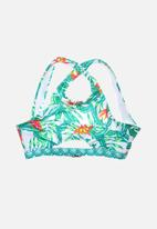 MINKPINK - Panama Palms Print Bikini Top