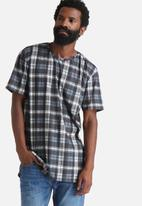 Another Influence - Longline Dipped Hem Tee