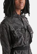 G-Star RAW - Aeronotic Shirt Dress
