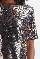 Vero Moda - Sequin Disco Top