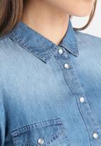 Noisy May - Pixie Denim Shirt
