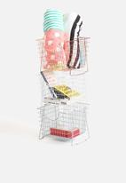 Present Time - Stackable Baskets