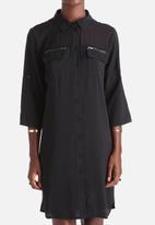 ONLY - Avery 3/4 Shirt Dress