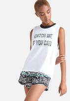 MINKPINK - Catch Me If You Can Tank Top