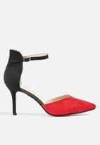 Gino Paoli - Pointed Ankle Strap