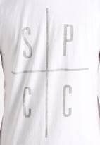 S.P.C.C. - SPCC Cross Print Tee