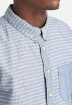 S.P.C.C. - Chevron Shirt
