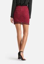 Vero Moda - Belle Fringe Skirt