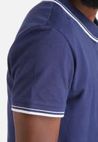 GUESS - Branded Tipped Polo