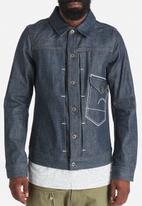 G-Star RAW - Us Lumber Chain 3d Slim Jacket