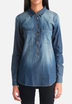 Jacqueline de Yong - Kendall Denim Shirt