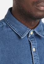Selected Homme - Sweat Denim Shirt