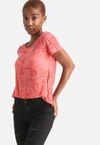 ONLY - Gry Plain Tee